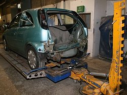Forres Bodyshop Accident Repair